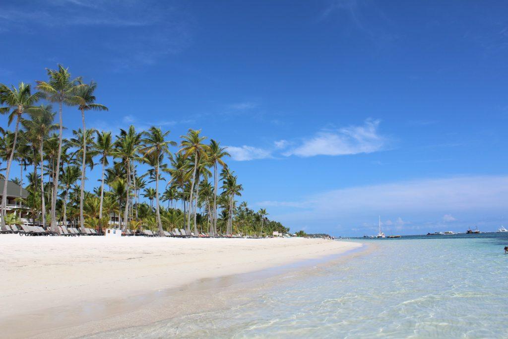 As belezas de Punta Cana