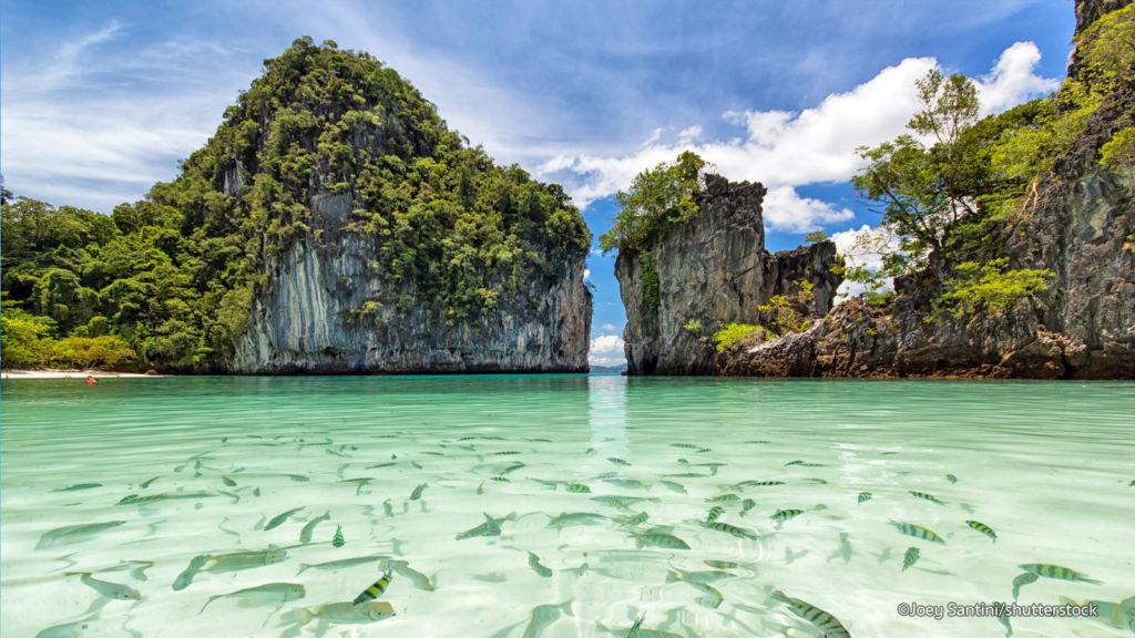 A maior ilha da Tailândia se chama Phuket e é incrível