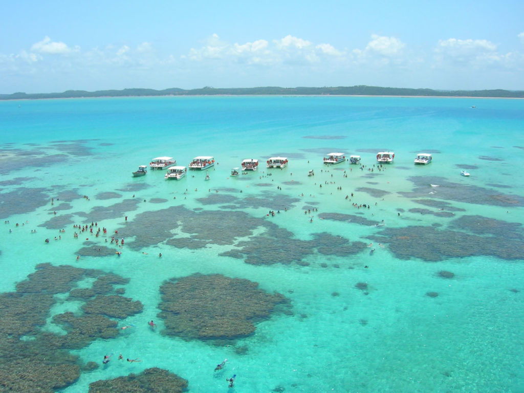 Conhecida com o Caribe brasileiro, Maragogi, em Alagoas, reserva momentos maravilhosos.